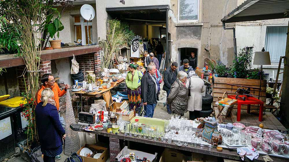Die Hofmärkte in der Nordstadt gehen am 19. September in die nächste Runde. Foto: QM