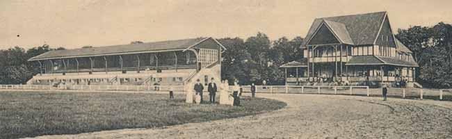 SERIE Nordstadt-Geschichte(n): Die Mende-Sportanlagen wurden einst auf einem alten Fluggelände angelegt