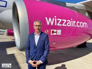 Heiko Holm, Chief Operating Officer Wizz Air