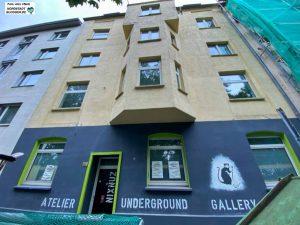 """Die Stadt Dortmund hat jetzt auch das Gebäude Nordmarkt 5 gekauft. Das """"Viertelwerk"""", dass sie diese Immobilie auch übertragen bekommt."""