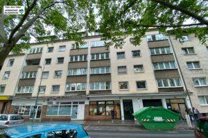 """Im Gebäudekomplex Nordmarkt 3 und Mallinckrodtstraße 55-59 ist das """"Viertelwerk"""" aktiv - der erste Bauabschnitt wird dieses Jahr fertig."""