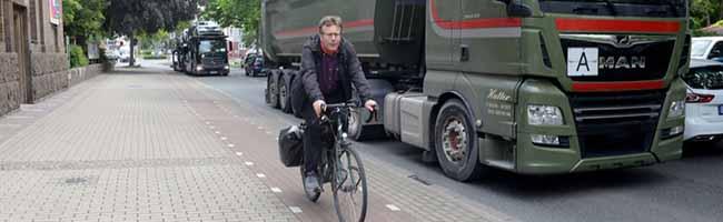 Falke, Humanist und Radfahrer: Thomas Oppermann (SPD) will neuer Bezirksbürgermeister der Nordstadt werden
