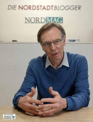 Michael Bürger, scheidender ver.di-Geschäftsführer in Dortmund, begrüßt die Entscheidung des Aufsichtsrates.