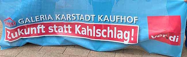 Gute Nachricht: Das Karstadt-Haupthaus ist gerettet – doch der Kampf um Kaufhof und das Sporthaus geht weiter