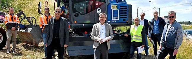 Mehr Sicherheit durch neue Verkehrsführung: Zweigleisiger Ausbau der Stadtbahn U43 zwischen Brackel und Asseln