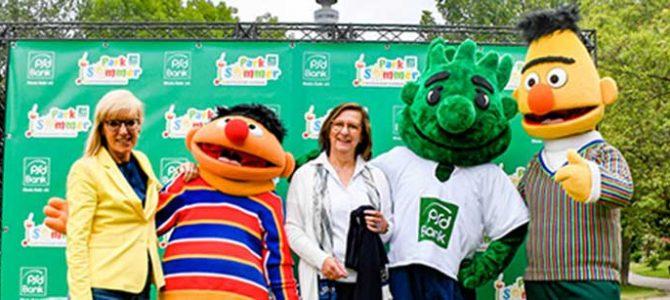 Ferien zuhause? Das geht! Der PSD-Park-Sommer im Westfalenpark Dortmund bietet buntes Programm