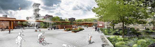 """Kokerei auf dem Weg zum Weltkulturerbe? So sollen die IGA 2027-Zukunftsgärten von """"Emscher Nordwärts"""" aussehen"""