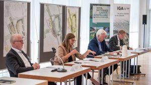 Nach 12 Stunden Jurysitzung wurden die Ergebnisse im Rathaus präsentiert. Foto: Roland Gorecki