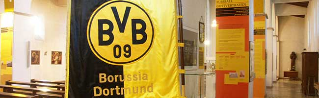 Der ökumenische BVB-Gottesdienst zur Saisoneröffnung findet dieses Jahr nur bei gutem Wetter im Freien statt