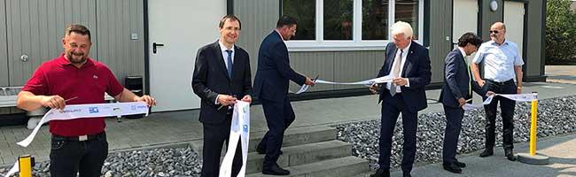 """Dortmunder Eisenbahn GmbH nimmt neue """"Waschkaue"""" in Betrieb – Platz für mehr als 130 Mitarbeiter*innen"""