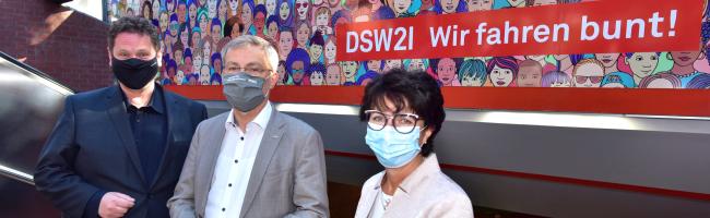 DSW21 – so bunt wie Dortmund! Stadtwerke werden für ihr Engagement für Vielfalt und Chancengleichheit ausgezeichnet