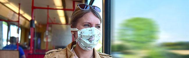 Bei Kontrolle zur Maskenpflicht im ÖPNV in Dortmund wurden 13 Mal Bußgeldstrafen verhängt – weitere Einsätze folgen