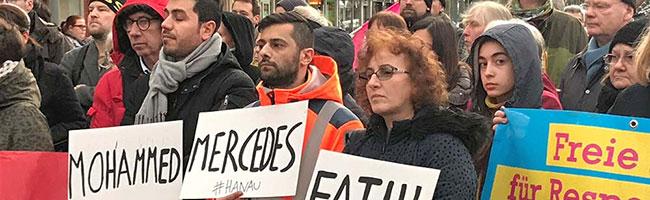 Sechs Monate nach Hanau: Kampf gegen Rassismus und für die Idee einer antirassistischen Gesellschaft geht weiter