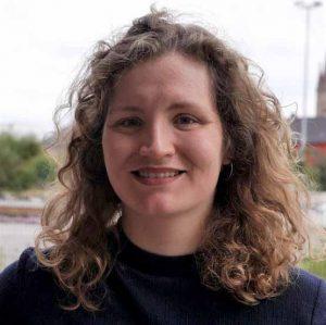 Hannah Sassen ist grüne Rats-Kandidatin für die Nordstadt. Foto: Partei