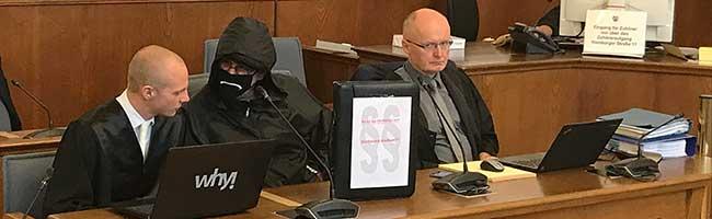 Landgericht Dortmund: Inszenierter Auftritt des Angeklagten provoziert Gegenreaktion im Mordprozess Schalla