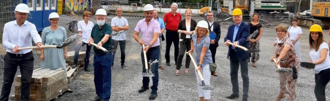Gut eine Milliarde Euro für Bildung über zehn Jahre: Auftakt für Schulbauprogramm in Dortmund mit Lessing-Grundschule