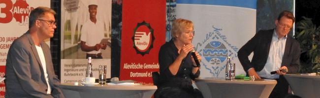 Migration, Teilhabe und Vielfalt in Dortmund: Diskussion mit OB-Kandidat*innen im DKH in der Nordstadt