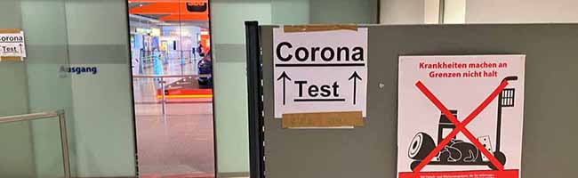 UPDATE: Sonntag demonstrieren Corona-Leugner*innen – Ab Samstag gilt die Testpflicht für Reiserückkehrer*innen