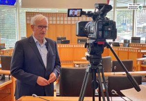 Jürgen Resch ist Geschäftsführer der Deutschen Umwelthilfe e.V.. Foto: Alex Völkel
