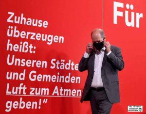 Die Vorschläge von Finanzminister Olaf Scholz kamen bei den Kommunen gut an. Foto: Alex Völkel
