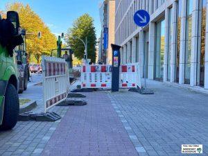 Mehr Rücksicht auf den Radverkehr fordern die Umweltverbände bei Bauarbeiten. Foto: Alex Völkel