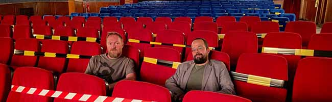 Die Kinos kämpfen ums Überleben: Das große Sterben droht, wenn die Gäste weiter ausbleiben – ein Besuch im Roxy