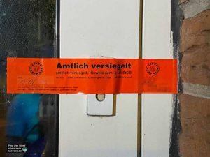 Sechs der sieben kontrollieren Einrichtungen wurde geschlossen und amtlich versiegelt.