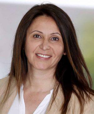 Saziye Altundal-Köse, grüne Ratskandidatin für das Borsigplatzquartier.
