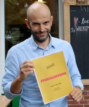 Der Bundestagsabgeordnete Marco Bülow hat ein Thesenpapier vorgelegt. Foto: Claus Stille
