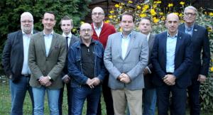 Die AfD-Fraktion Dortmund. Foto: AfD