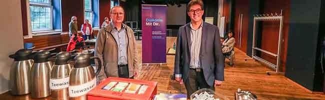 Diakonie öffnet ersten Tagesaufenthalt für Wohnungslose seit Pandemiebeginn – Brückentreff-Team zieht ins Wichernhaus