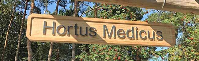 """Neuer Heilkräutergarten """"Hortus Medicus"""" im Rombergpark liefert jede Menge Infos und lädt barrierefrei zum Erkunden ein"""