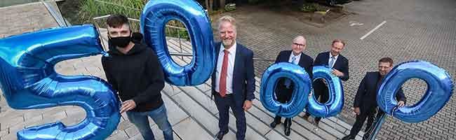 50.000 Ausbildungsverträge in zehn Jahren – IHK zu Dortmund feiert außergewöhnliche Premiere