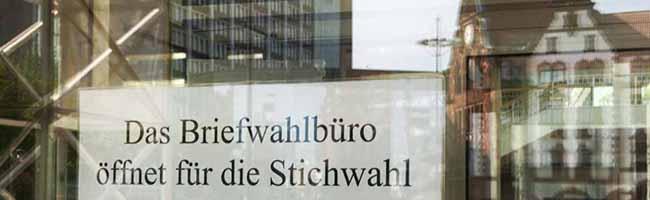 OB-Wahl in Dortmund: Briefwahlunterlagen zur Stichwahl werden bereits verschickt – Urnenwahl ist weiter möglich