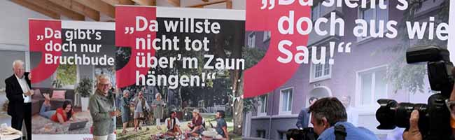"""""""Da willste nicht tot über'm Zaun hängen!"""": Vivawest provoziert und investiert 38 Millionen Euro am Borsigplatz"""