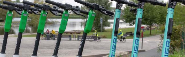Mobilität und Corona-Krise? Elektro-Scooter in Dortmund auf Gratwanderung zwischen Gewinner und Verlierer