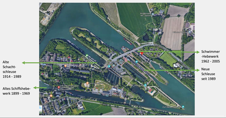 Die Schleuse in Henrichenburg ist nach der Schließung des Schiffshebewerks ein Nadelöhr.