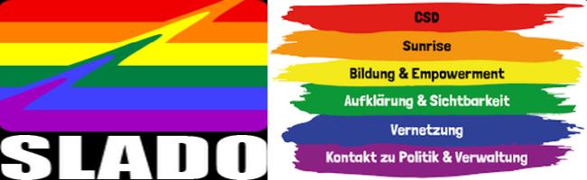 Video-Interviews von SLADO e.V. zur Kommunalwahl 2020: Dortmunder OB-Kandidat*innen zu queeren Themen