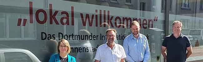 "Integrationsnetzwerk ""Lokal Willkommen"" nun auch in der City: Sechster Standort in Dortmund ging an den Start"