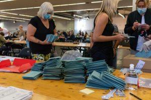 Bei der Briefwahl gab es massive Zuwächse - 105.000 Menschen hatten in Dortmund per Brief gewählt. Foto: Leopold Achilles