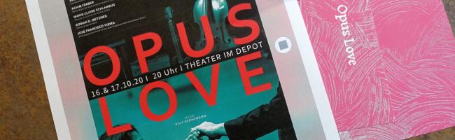 "Uraufführung ""OPUS LOVE"": Facetten der Liebe in drei Akten"