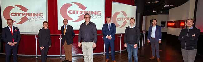 Tobias Heitmann ist neuer Cityring-Vorsitzender – turnusgemäße Vorstandswahl bringt weitere Änderungen