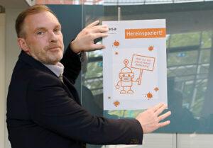 DASA-Leiter Gregor Isenbort. Foto: Sylwia Wisbar