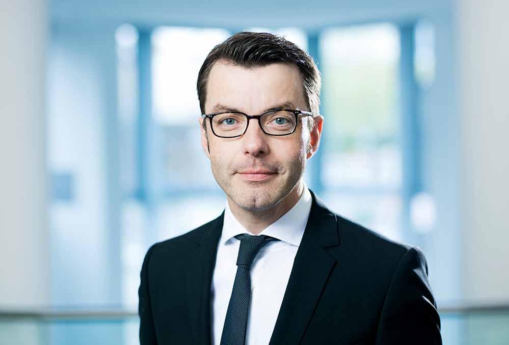 Dr. Karsten Schneider ist bisher Beigeordneter für Bildung und Soziales bei der Stadt Herten.