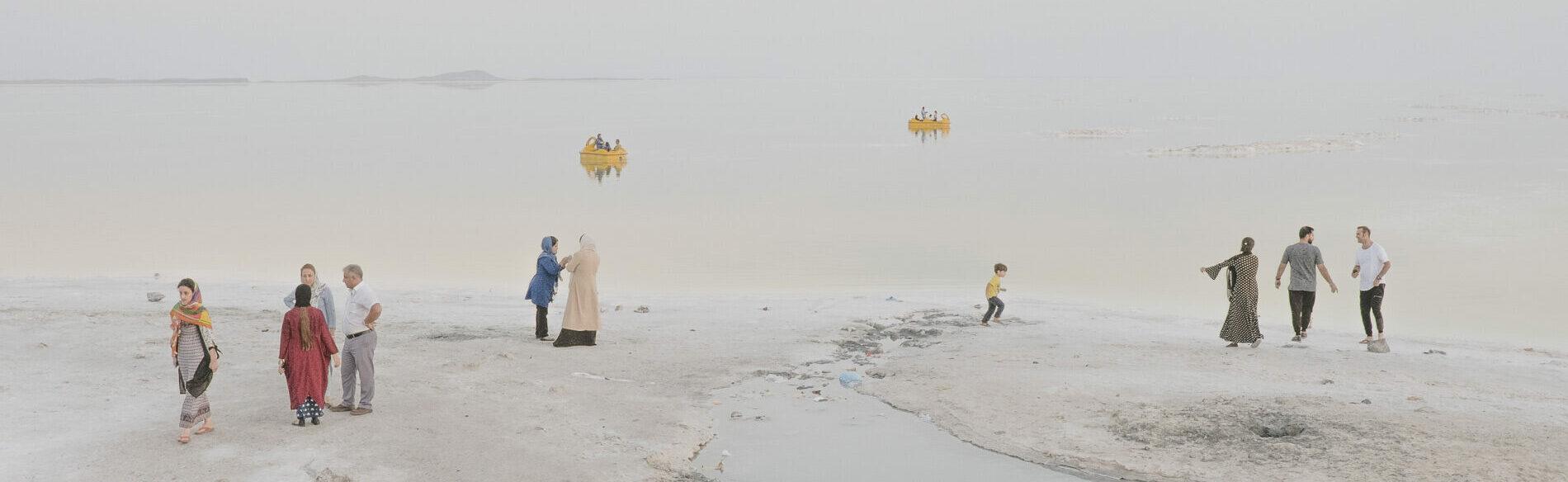 """""""Dieser See geht uns alle etwas an"""": World Press Photo-Preisträger Maximilian Mann aus Dortmund im Interview"""