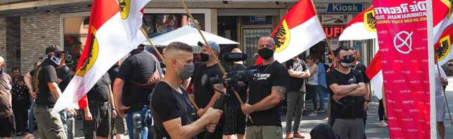 """Dortmund ist nach Ansicht der Landesregierung weiterhin das """"Gravitationszentrum"""" des Rechtsextremismus in NRW"""