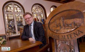 Dr. Andreas Hollstein (CDU), Bürgermeister von Altena