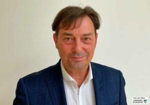 Michael Badura ist neu für die Tierschutzpartei im Stadtrat. Foto: Alex Völkel
