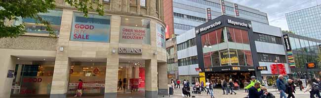 Einzelhandel: Stadtspitze will ein Citymanagement und Gutachten zur Zukunft von leerstehenden Großimmobilien