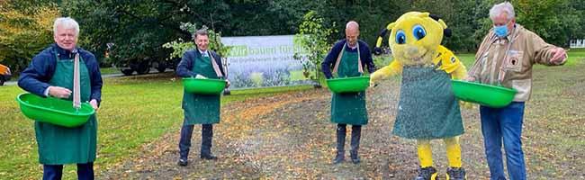 Aktion für mehr Natur in der Stadt: Schulterschluss für mehr ökologische Nachhaltigkeit und Artenvielfalt in Dortmund
